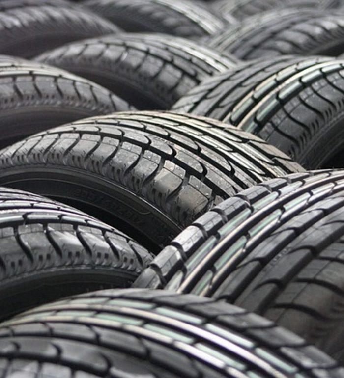 venda de pneus na indústria